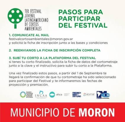 1º festival Juvenil latinoamericano de Cortos Ambientales