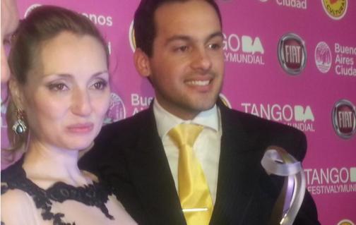bailariens de tango