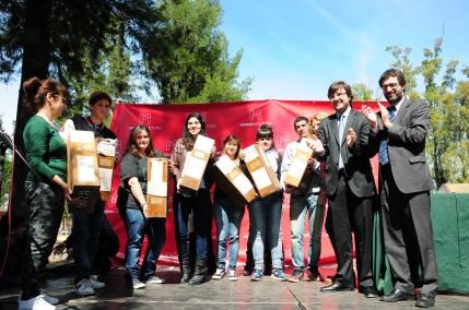Lucas Ghi y Hernán Sabbatella Día de la Juventud  (1)