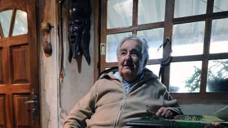 """Fiel a su estilo particular, el presidente de Uruguay, José """"Pepe"""" Mujica, cuestionó las relaciones con la Argentina . (AFP)"""