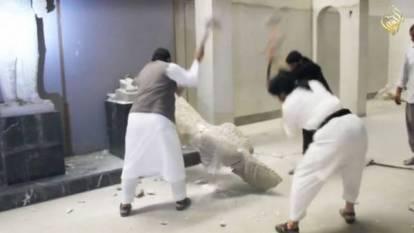 Yihadistas-ISIS-destruyen-principales-Mosul