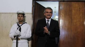 Agustín Rossi, ministro de Defensa, pide debatir entre todos los candidatos. (DyN)