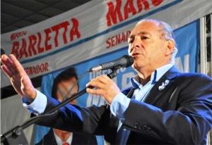 Mario Barletta. | Cedoc.
