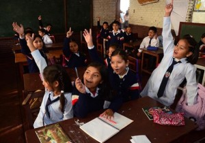 Hay casi cuatro millones de niños sin educación primaria. Foto | Los Tiempos