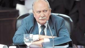 JUSTICIA Es Gustavo Valdés, radical e integrante del Consejo de la Magistratura.