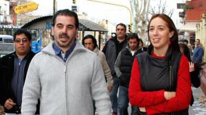 María Eugenia Vidal y Cristian Ritondo es un binomio porteño